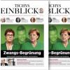 Tichys Einblick 07-2019: Zwangs-Begrünung