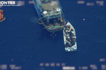 Schlepper verhaftet, Schiff beschlagnahmt