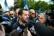 Salvini und die EU auf Tauchgang