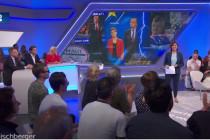 Bei Maischberger: Vorwahlkampfsendung
