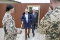 """Bundeswehr: Reisebüro für """"Gefechtsfeld-Tourismus""""?"""