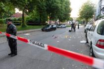 Hamburg: 111 Messerangriffe – in nur 90 Tagen