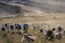 Deutsches Klima: Gewalt gegen die Gesellschaft ist erlaubt