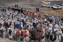 Garzweiler – Gewalttätige Proteste im Braunkohletagebau