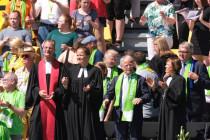 Die demokratie-zerstörende Schlusspredigt des Kirchentags