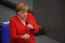 """Merkel: """"Ich habe nicht die Absicht, Grundrechte zu entziehen."""""""