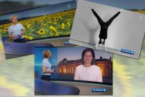 Dauerwerbesendung für die Grünen: ARD-tagesthemen mit Annalena Baerbock