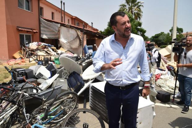 Salvini will beweisen: Politikwechsel ist möglich