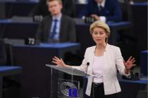 Leyen Kommissionspräsidentin: Den Preis zahlt Deutschland, die EU hat eine geschwächte Kommission