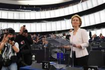 Neu an der Spitze der Brüsseler Bürokratie: Ursula von der Leyen