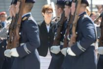 """NATO: Ist es ein """"Pflock"""", den die Verteidigungsministerin hier einrammt?"""