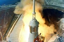 Start der größten Rakete der Welt