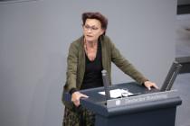 Ulla Jelpke: Sturmgeschütz der Linkspartei