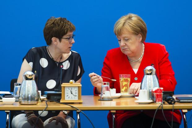 """""""Sicher"""" Union wählen wollen 21 Prozent  – verschwinden FDP und Linke?"""