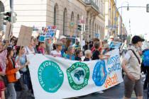 """München wird Hauptstadt der Klimabewegung """"Parents for future"""""""