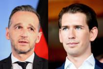 Berlin legt Verteilungsmärchen von 2015 wieder auf: Sebastian Kurz widerspricht Heiko Maas