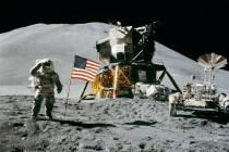 Die Landung auf dem Mond
