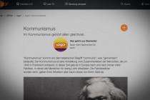"""Das ZDF klärt Kinder schon seit 2015 auf: """"Im Kommunismus gehört allen gleichviel."""""""