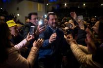 Mitterechts-Bündnis von Salvini bei 50,6 Prozent