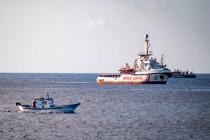 Keine echten Notfälle an Bord der NGO Open Arms