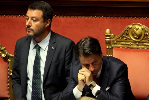 Italien, Open Arms und Orsola