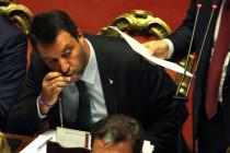 Salvini gibt Conte eine gepfefferte Antwort