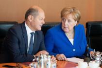 """Doch Olaf Scholz redet von """"fast kompletter Abschaffung"""" des Soli"""