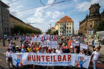 """""""Unteilbar"""" – Mit Populismus gegen Populisten"""