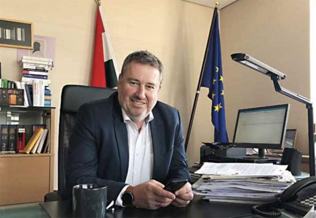 30 Jahre Mauerfall: Ungarns Botschafter beklagt unfaires Bild seines Landes in Deutschland
