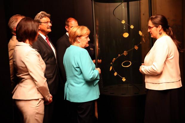 Merkel in Stralsund: Klimaretter D voraus, dann folgen die anderen - echt?