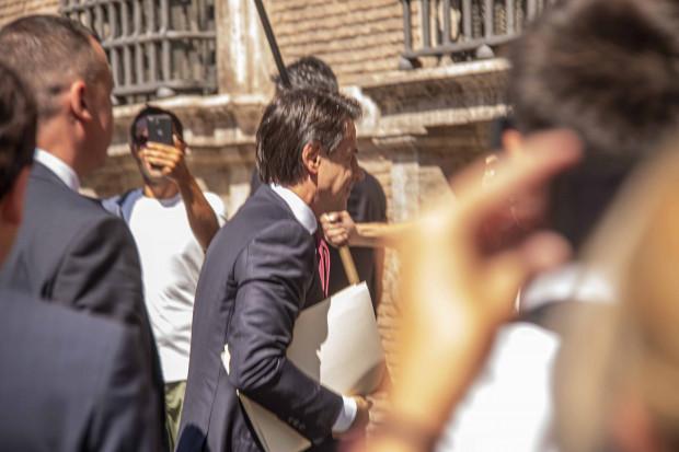 Italien: Premierminister Conte tritt zurück