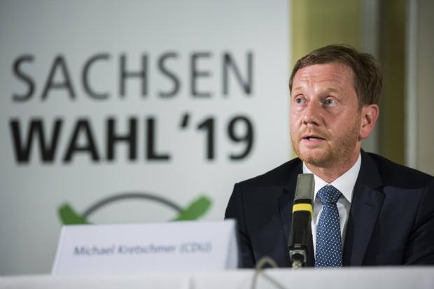 Wahlzulassungs-Affäre Sachsen: Kretschmer droht Untersuchungsausschuss