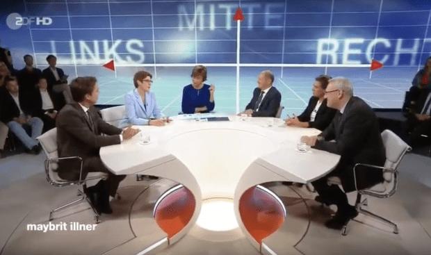 Deutschland - Miserable Zustimmungswerte: Kramp-Karrenbauer unverdrossen