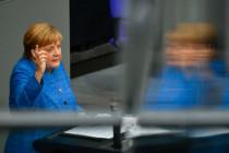Merkel: Die Kanzlerin der grünen Herzen ist ihrer Partei längst entfremdet