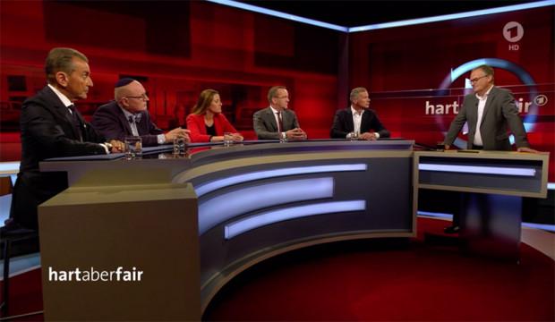 """Hart aber fair: Wird Antisemitismus in Deutschland """"genetisch weitergegeben""""?"""