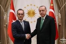 """""""Dilettant"""": Erdogan verspottet Heiko Maas in Syrienfrage"""