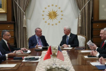 No Peace for Our Time – Pence, Syrien und die Türkei