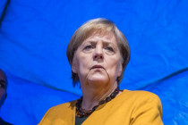 Theodor-Herzl-Preis: Amerikanische Juden gegen Verleihung an Merkel