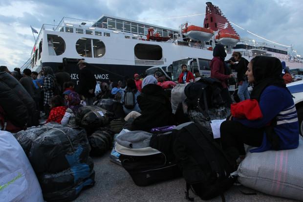 Mitsotakis positioniert sich in der Migrationsfrage:Rechts blinken, mittig einbiegen