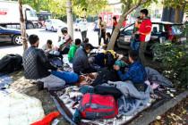 Die Balkanroute war nie dicht: Wieder Tausende auf dem Weg nach Deutschland