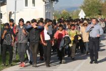 Westeuropa: Die Zahl der Asylbewerber steigt erneut erheblich