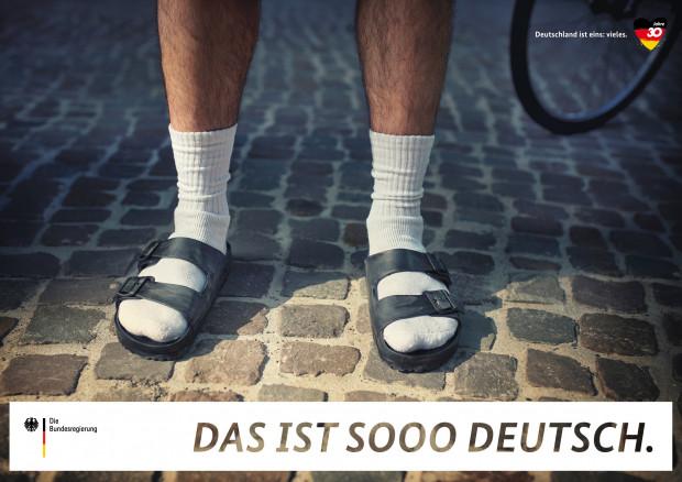"""""""Das ist sooo deutsch."""""""