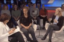 Bei Maischberger: Die Apokalypse naht mit Rossmann und Rackete