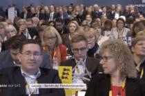 CDU-Parteitag: Ausgebliebener Aufstand und Phrasendrescherei