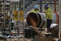 Nord-Stream-2 Pipeline – Wer bezahlt billiges russisches Gas für Europa?