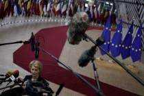 Deutschland in Europa wieder allein zuhaus'