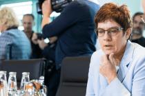 """AKK-Vorschlag eines """"Nationalen Sicherheitsrates"""" ist überflüssig"""