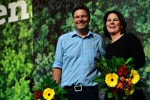 Kronprinzessin Baerbock und Prinzgemahl Habeck
