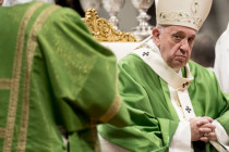 Ökologische Sünden sollen Teil des Katechismus werden