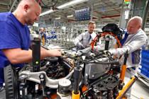 Autoindustrie: weiter bergab